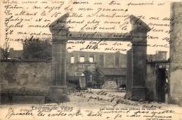Belgique - Virton - Environs De Virton - Les Ruines Du Vieux Château De Latour - Nels Série 32 N° 51 - Virton