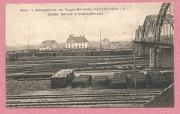 67 - SOUFFELWEYERSHEIM - Bahnhof HAUSBERGEN - Gare De Triage - Pont - France