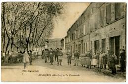 CPA 31 Haute-Garonne Bessières La Promenade - Altri Comuni