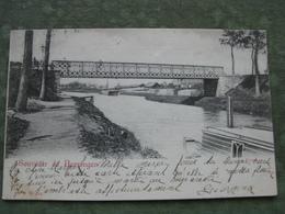 BEERINGEN - LE CANAL 1902 - Beringen