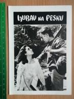 Prog 26 - The Sandpiper (1965) - Elizabeth Taylor, Richard Burton, Eva Marie Saint - Cinema Advertisement