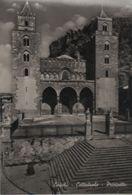 Italien - Cefalu - Cattedrale, Prospetto - Ca. 1965 - Palermo
