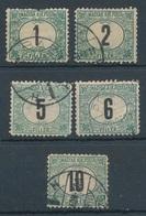 1903. Green Porto (I.) - Postage Due