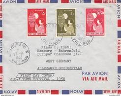 SÜD-VIETNAM - 4 FDC 1958, 1959, 1960 /ak416 - Vietnam