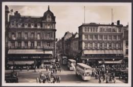 Berlin, Kranzlerecke Mit Bussen, Fotokarte, 1940 Gelaufen - Mitte