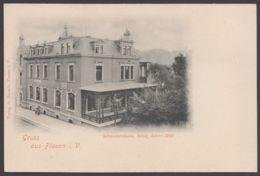Plauen, Gruß Aus..., Schwesternheim König-Albert-Stift, Um 1900 - Plauen