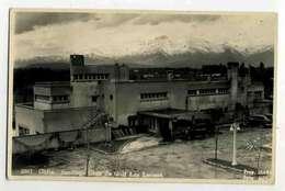 CHILI  Santigo Club De Golf Los Leones 1947, 3 Timbres Poste Aérienne Au Dos, Rare? - Chile