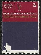 2020-ED. 5390 -Literatura. RAE. Nuevas Palabras 2019- USADO - 2011-... Afgestempeld