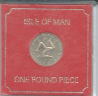Isle Of Man - Elizabeth II - 1978 - 1 Pound - KM44 - Regionale Munten