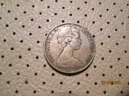AUSTRALIA 10 Cents 1968 # 2 - Decimal Coinage (1966-...)