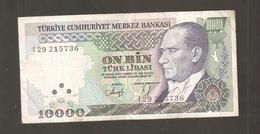TURCHIA 1000 Lire 1970 - Turchia