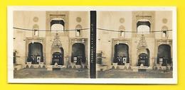 Vues Stéréos Mosquée Verte - Photos Stéréoscopiques