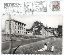 43 MONTREGARD Hameau De FRANC COLONIE DES OEUVRES LAIQUES DE Vaugneray - Montfaucon En Velay