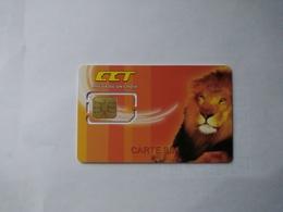 Congo(Kinshasa) GSM SIM Cards: (1pcs,MINT) - Congo