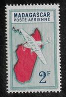 MADAGASCAR 1942 YT PA 29** - Madagascar (1889-1960)
