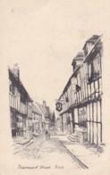 AT12 Mermaid Street, Rye - Artist Drawn - Rye