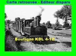 BVA 801-05 - Train MV - Loco - Corpet-Louvet 030 T N° 58 - MINIAC-MORVAN - Ille Et Vilaine - TIV - Trains