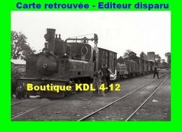 BVA 801-06 - Train MV - Loco - Corpet-Louvet 031 T N° 81 - MINIAC-MORVAN - Ille Et Vilaine - TIV - Trains
