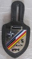 Militaria Pucelle De La Brigade Franco Allemande BFA - Insignes & Rubans
