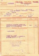 Guerre Victime Civil Diagnostic Beaugency Loiret Petit Guy Camille Tuberculose Pension Ministre Ancien Combattant 1948 - 1939-45