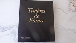 Album Yvert Et Tellier France ;1989/2003 PA 1960/97 ,service 1971/96,préo 1960/97, CNEP 1983/98,Taxe 1960 à Fin - Reliures Et Feuilles