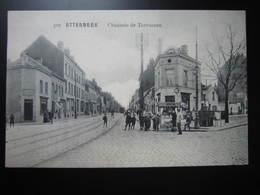 ETTERBEEK   Chaussée De Tervueren  - Glacier - Etterbeek