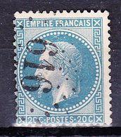 France-Yv 29A, GC 616 Bretteville-L'Orgueilleuse - 1849-1876: Période Classique