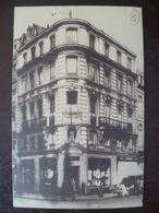 Carte Façade De Commerce   Banque FOURMESTRAUX  Roger LALOY  -LILLE - Lille