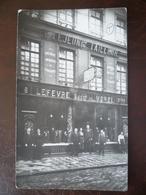 Carte Photo Façade De Commerce  LEJEUNE TAILLEUR  Lefebvre Succ De MOREL   -LILLE - Lille