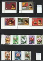1974 - 1976 - 4 SETS   BHUTAN - MNH - Bhutan