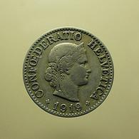 Switzerland 10 Rappen 1919 - Schweiz