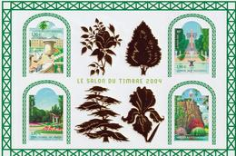 BLOC - 71  -  2004   -  Le Salon Du Timbre  -    Neuf -   Non Plié  - - Ongebruikt