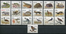 Südafrika Mi# 890-97 IA Postfrisch/MNH - Fauna - Unclassified