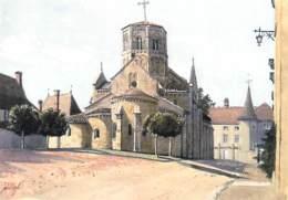 71 - Semur En Brionnais - L'Eglise - Voir Scans Recto-Verso - Otros Municipios