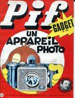 Pif Gadget N°166 - Loup-Noir - Rahan - Pif Gadget