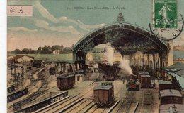 DIJON (CÔTE D'OR 21) Gare Dijon Ville - Dijon