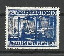 Germany Deutsches Reich Deutsche Jugend Deutsche Arbeit (*) - Allemagne
