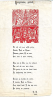 Hoogstraten Gedenk 1944 - Old Paper
