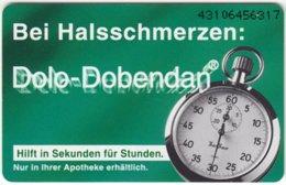 GERMANY S-Serie B-093 - Advertising, Health (4310) - Used - Germany