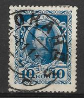 Russia 1913, 10 Kop, Rare KOKAND/ Fergana Valley, Uzbekistan, Central Asia Postmark, Mi 87. - Oezbekistan