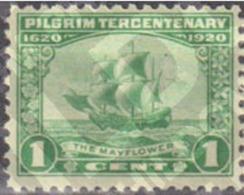 Ref. 574042 * MNH * - UNITED STATES. 1920. TERCENTENARY OF THE LANDING OF THE MAYFLOWER IN AMERICA . TRICENTENARIO DE LA - Neufs