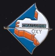 64420- Pin's-Chaillous.Oxy..Tir à L'arc. - Tiro Al Arco