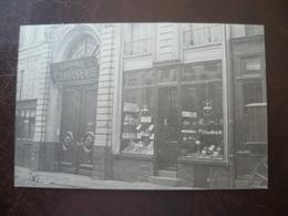Carte Façade De Commerce Confiserie L-DUFERMONT 61-63, Rue De La Monnaie   -LILLE - Lille
