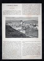1879  --  A TRAVERS LA FRANCE  . AUBUSSON  3T042 - Unclassified