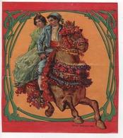 CHROMO IMAGE  PEDRO PASCUAL - VALa - Trade Cards