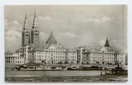 CPA HONGRIE SZEGED KLINIKAK PENICHES BE - Ungarn