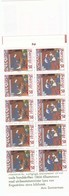 Sweden 1996 - Christmas, MH 221, MNH** - Booklets