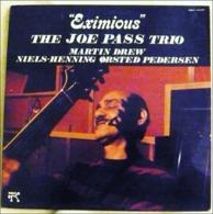 Joe PassTrio Eximious - World Music