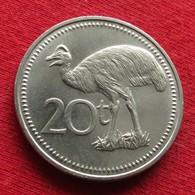 Papua New Guinea 20 Toea 1975 KM# 5 *V3 Papuasia Nova Guine Nuova Guinea Papouasie Nouvelle Guinee - Papua-Neuguinea
