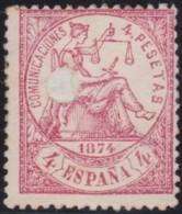 Espana   .    Yvert  .    149  (2 Scans)      .     (*)      .      Pas De Gomme    .  /  .   No Gum - Neufs
